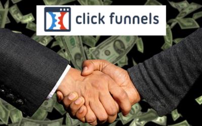 Clickfunnels affiliation ou comment gagner un salaire ?
