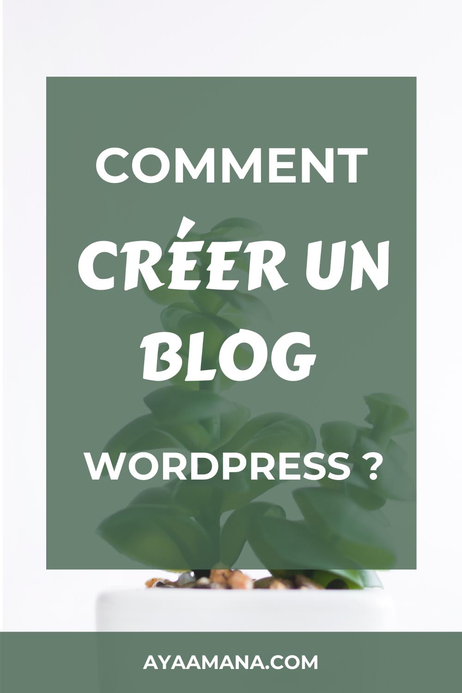 créer-blog-wordpress