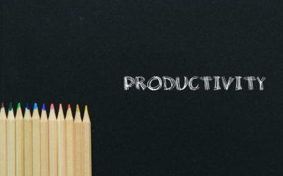Comment être productif ? Lois et astuces pour booster sa productivité